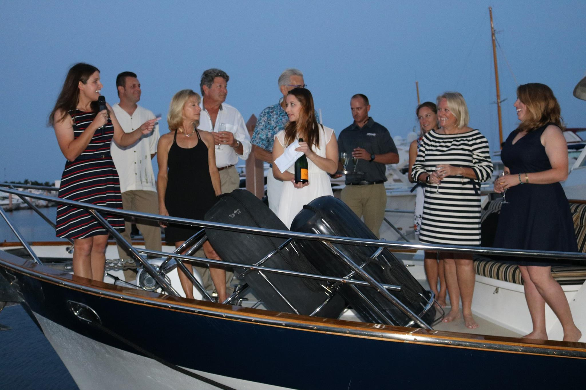 ANGARI Foundation Launch and Vessel Christening a Great Success