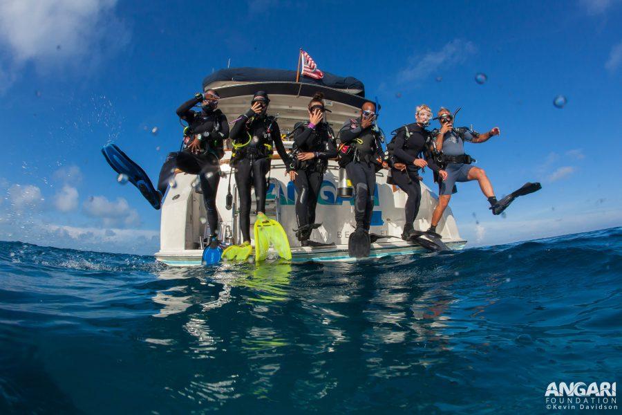 Coral Biologists Assess Bahamas Reefs Post Hurricane Dorian