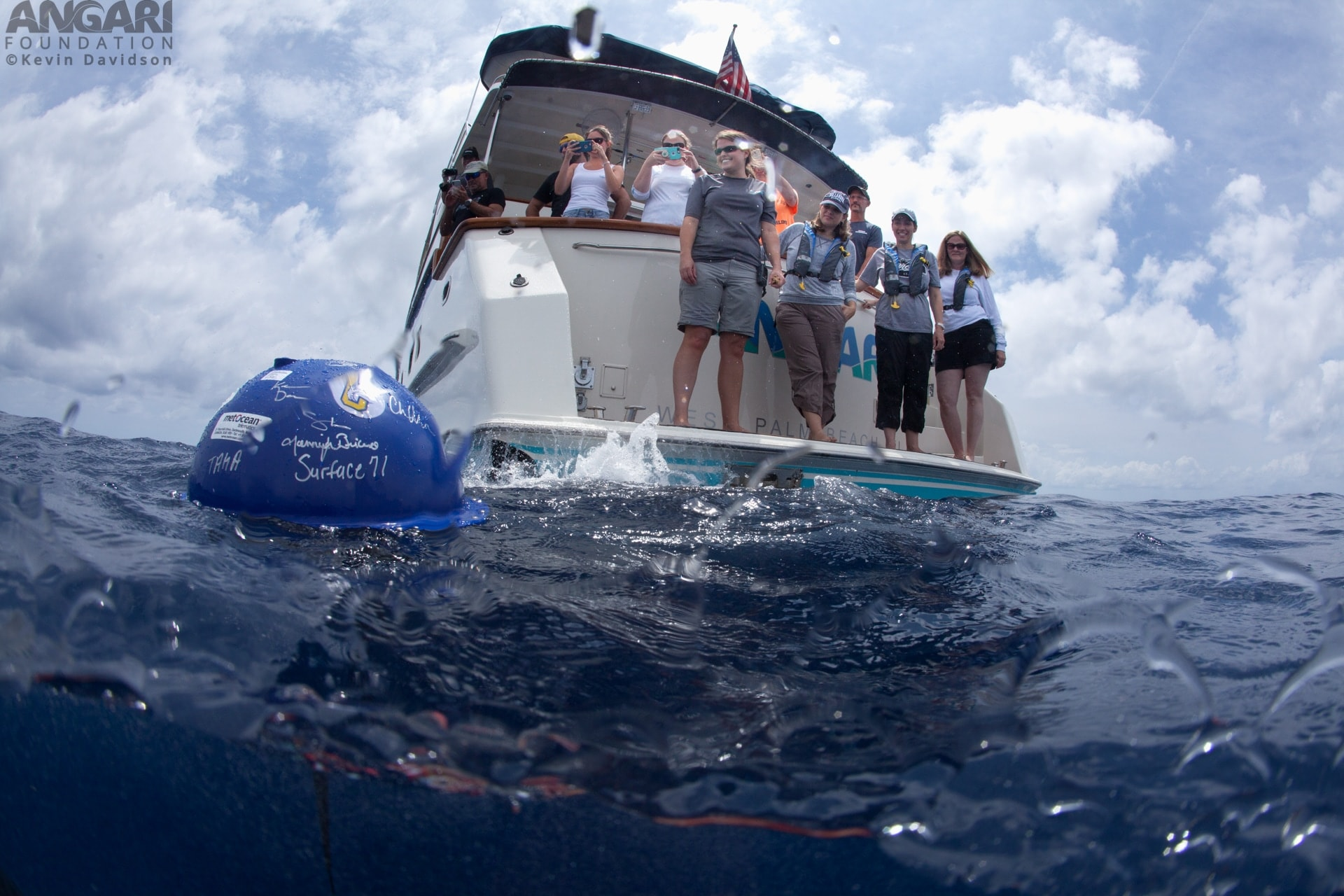 ANGARI Foundation Works With CARTHE And MetOcean Telematics To Host Its First Educator Professional Development Workshop On Ocean Currents And Drifter Technology