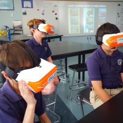 Generation Ocean Coral Reefs VR headsets
