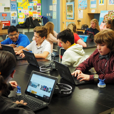 Generation Ocean: Coral Reefs classroom team activity