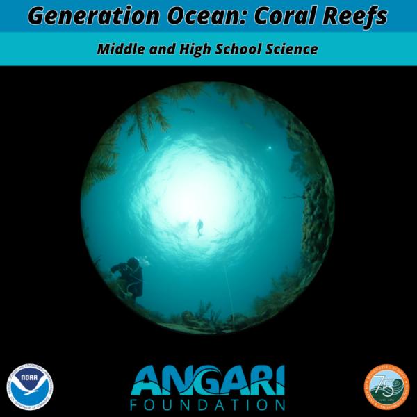 Generation Ocean: Coral Reefs Globe