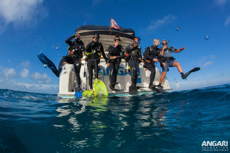 Coral Biologists Assess Bahamas Reefs Post Hurricane Dorian