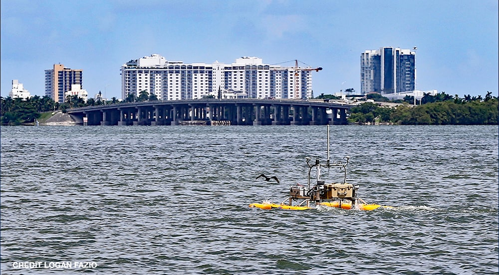 FIU Surface Vehicle Biscayne Bay