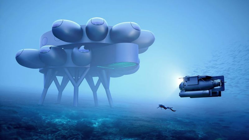 Fabien Cousteau To Build The International Space Station Of The Deep Sea