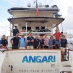 ANGARI Expedition 22 on Blacktip Shark Migration