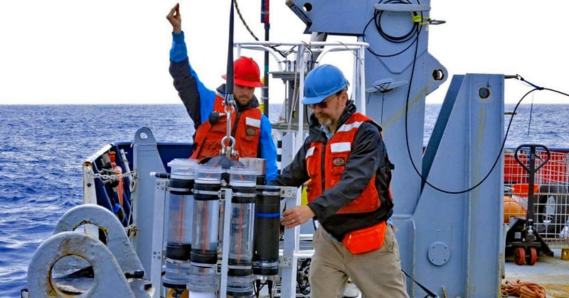 The $500 Billion Question: What's The Value Of Studying The Ocean's Biological Carbon Pump?
