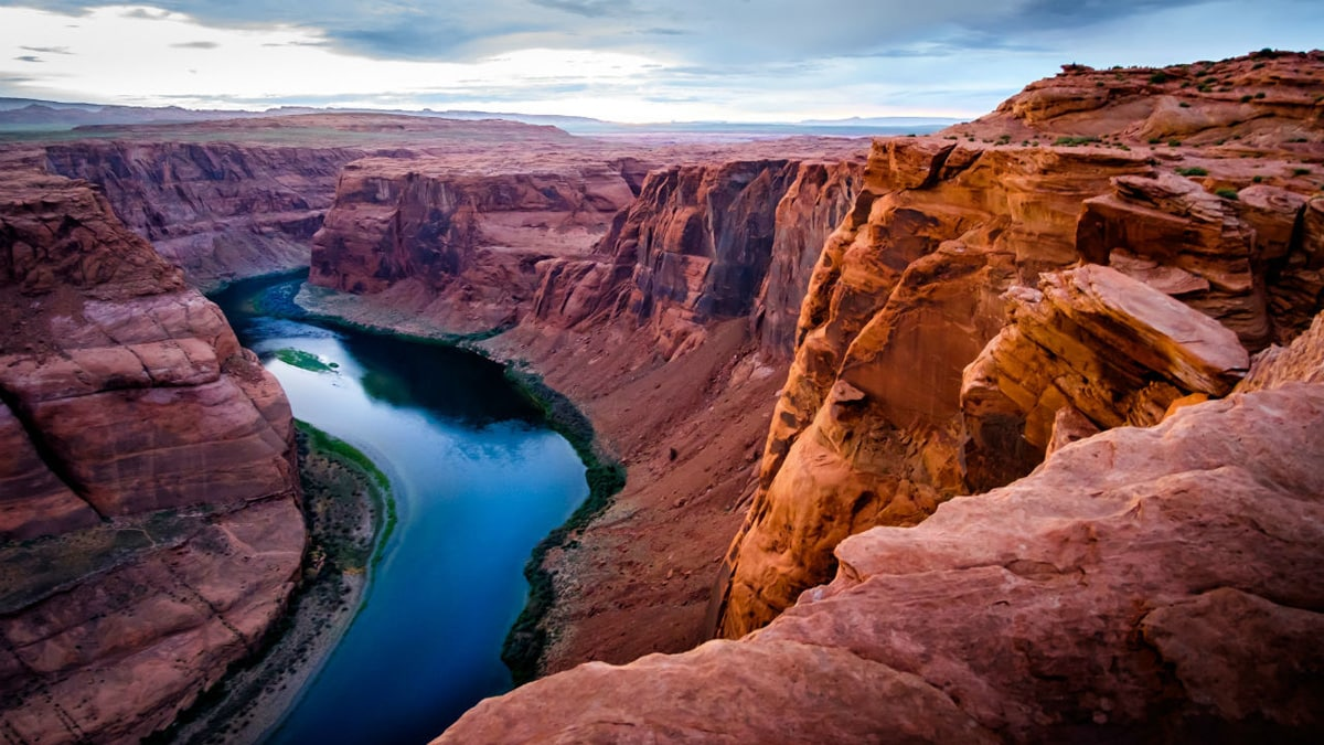 Ocean Temps Colorado River Drought