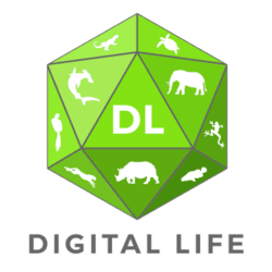 Digital Life 3D Logo