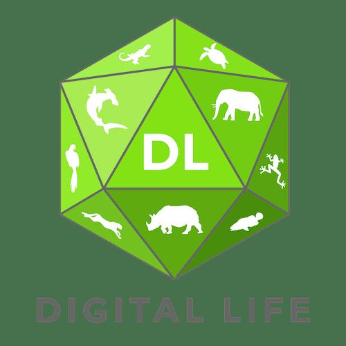 Digital Life 3D Logo