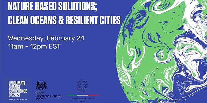 UN Climate Event in Miami