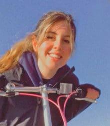 ANGARI Intern Anna Perruzza