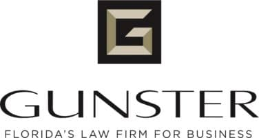 Gunster ANGARI Foundation Annual Celebration 2021 Sponsor