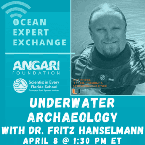 Ocean Expert Exchange - Hanselmann - Underwater Archaeology