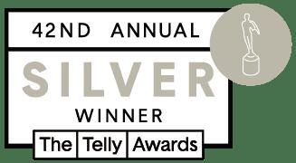 42nd_Telly_Winners_Badges_silver_winner
