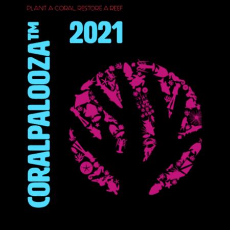 Coralpalooza 2021 Graphic