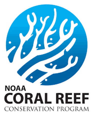 NOAA Coral Reef Conservation Program Logo